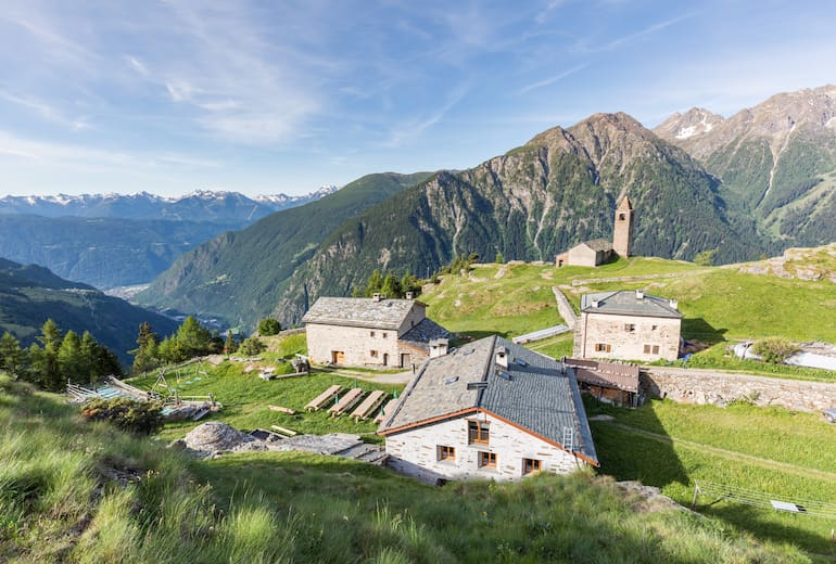 Alpe San Romerio