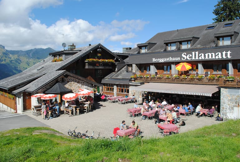 Berggasthaus Sellamatt