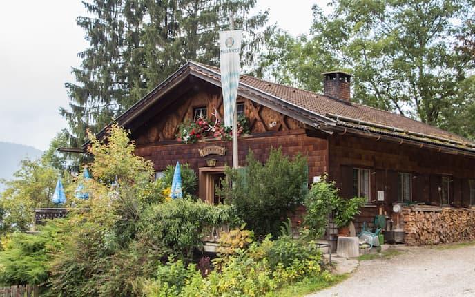Berggaststätte Romanshöhe