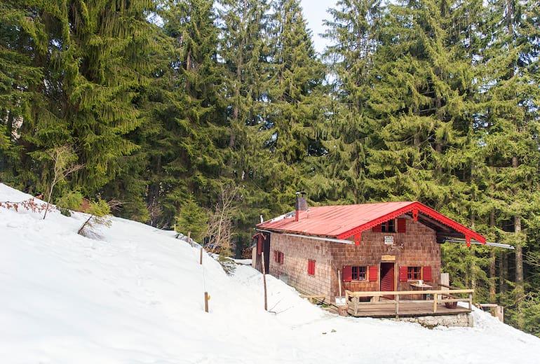 Blankensteinhütte