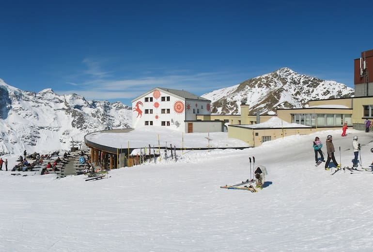Diavolezza-Hütte