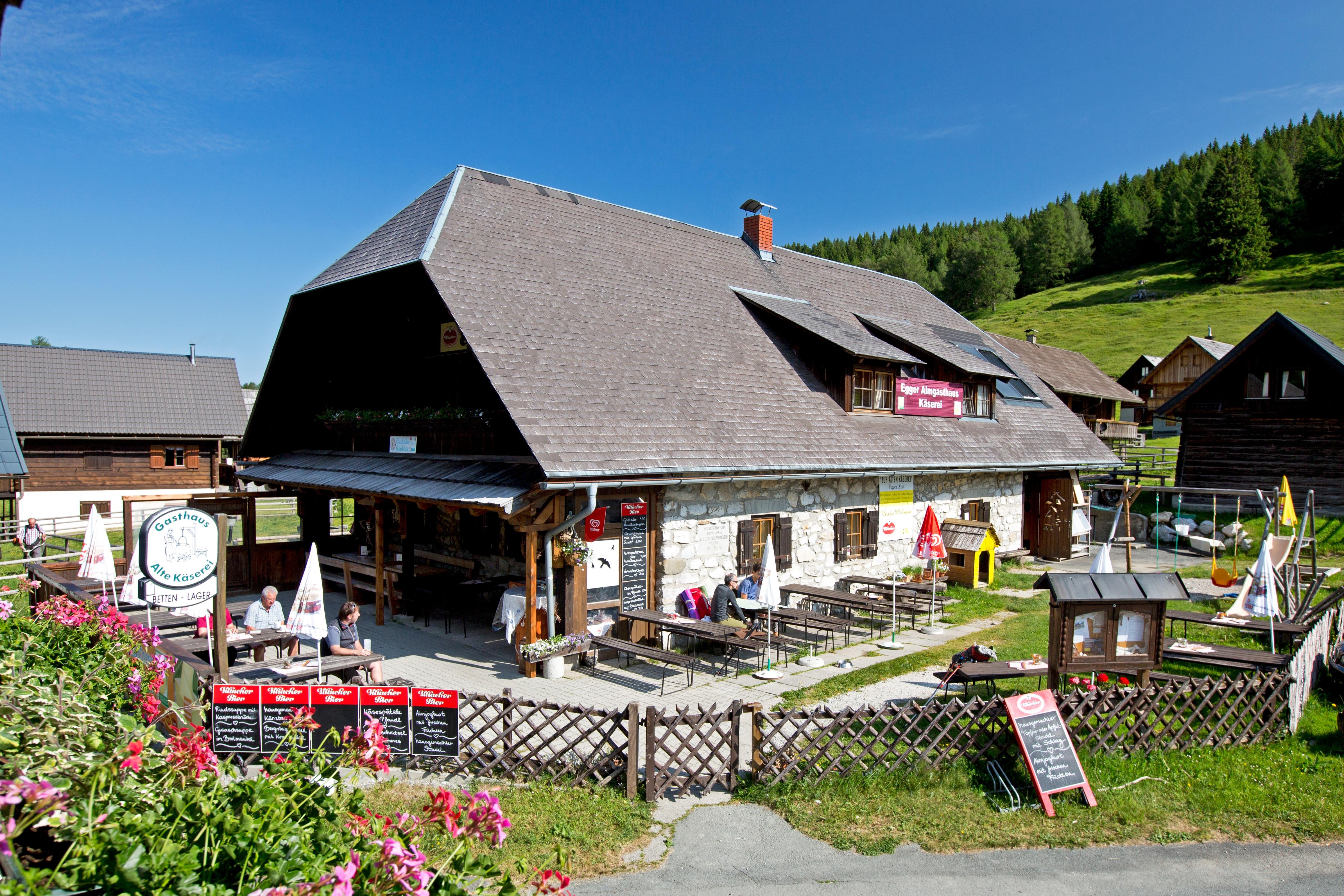 Salober Alm Tirol - Touren, Wetter, Zimmer - Bergwelten