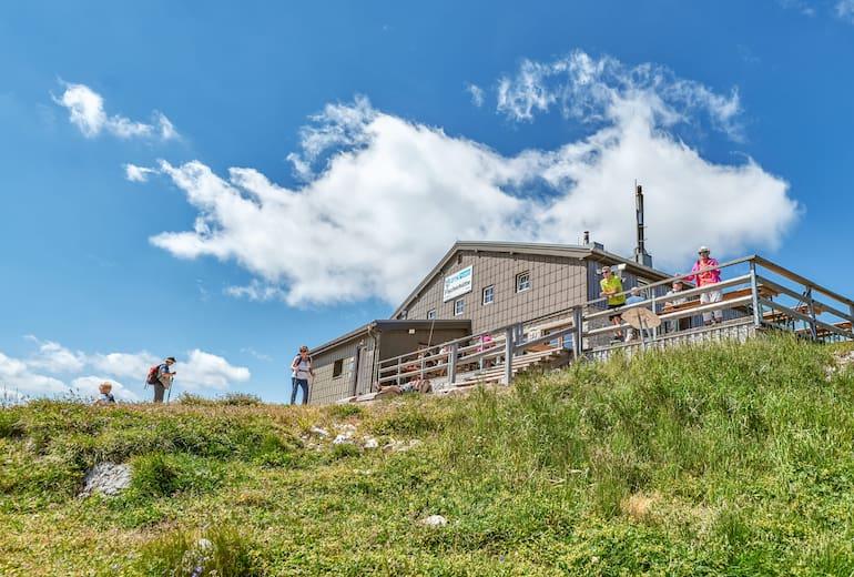 Die Fischerhütte