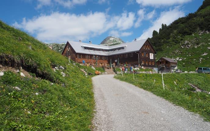 Freiburger Hütte