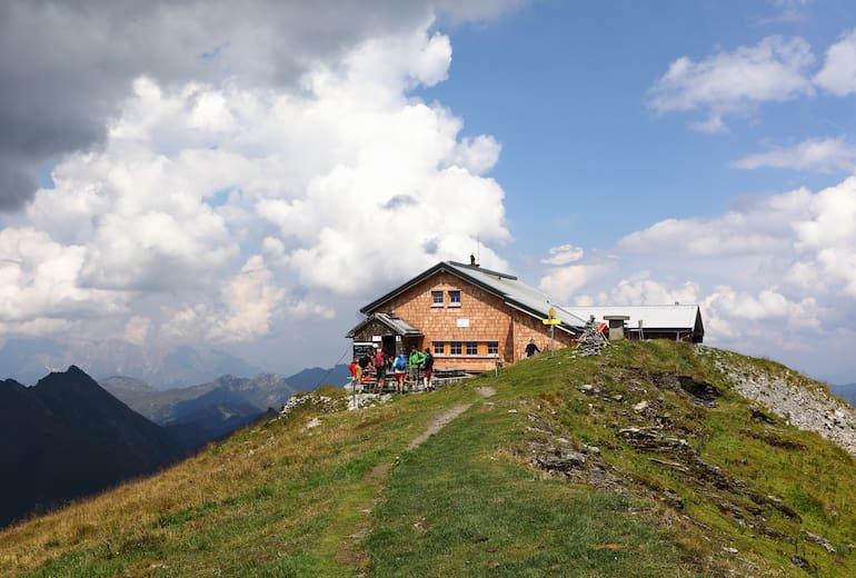 Gamskarkogelhütte