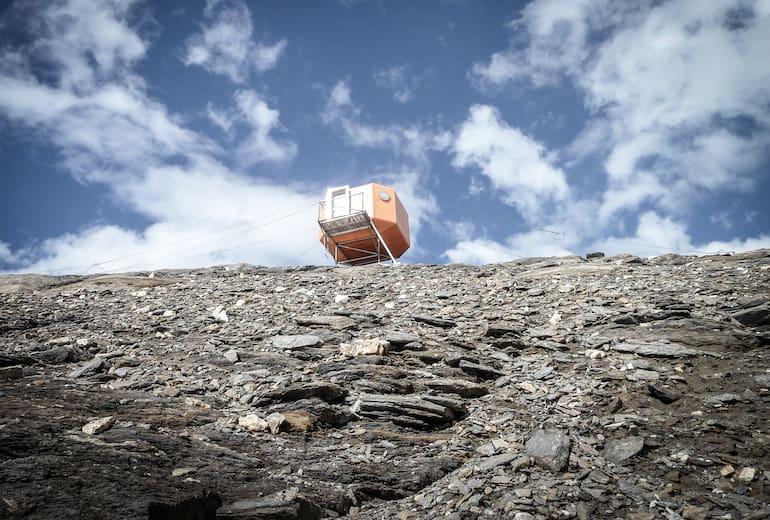 Gruberscharten-Biwak