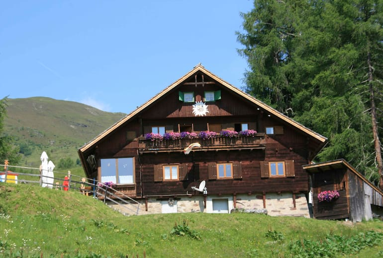 Die Geigerhütte