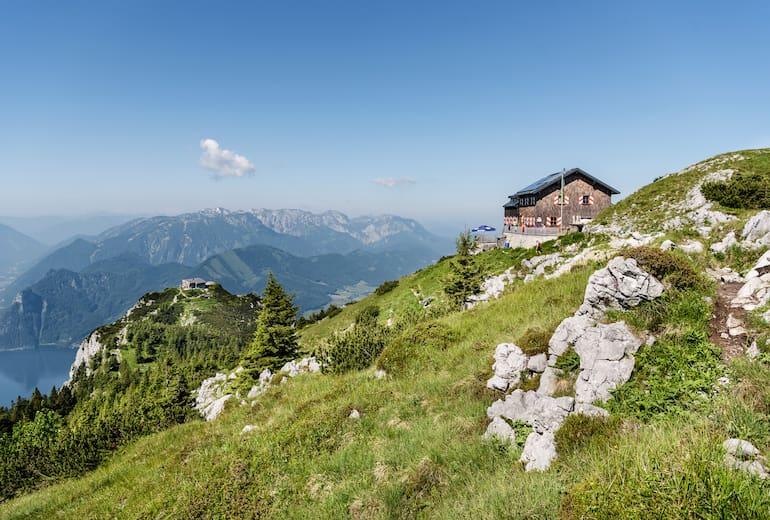 Die Gmundner Hütte
