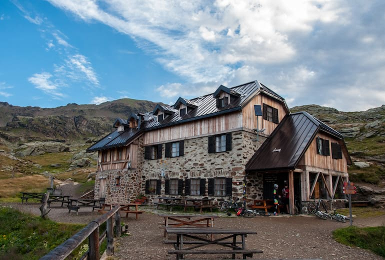 Haselgruberhütte