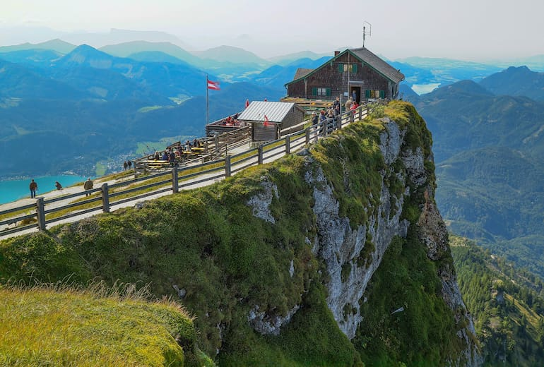 Schutzhütte Himmelspforte