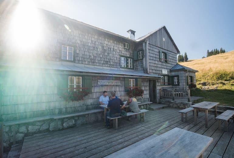Sepp-Huber-Hütte