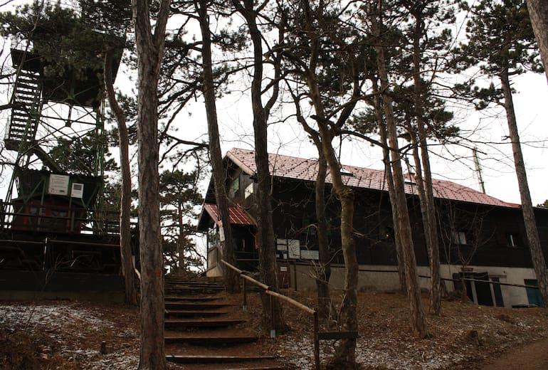 Kammersteinerhütte