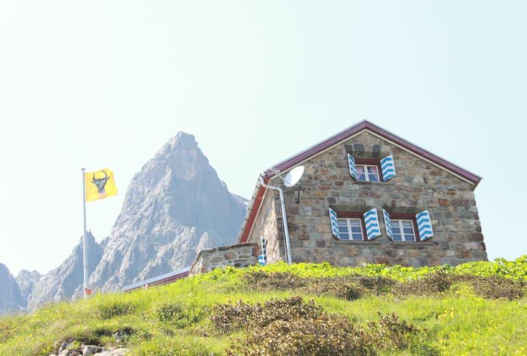Leutschachhütte