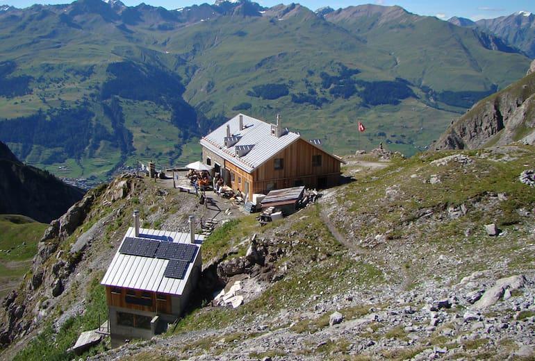 Lischana Hütte