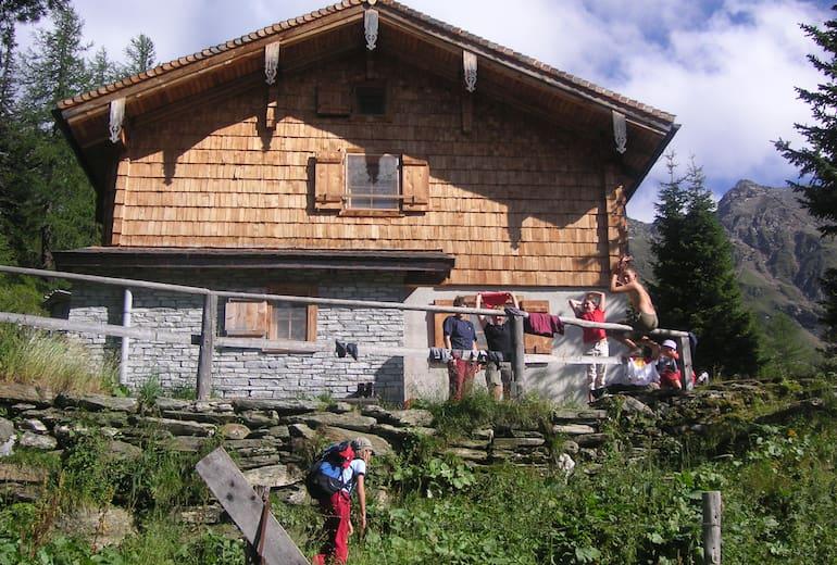 Märchenkarhütte