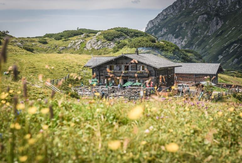Oberhütte am See