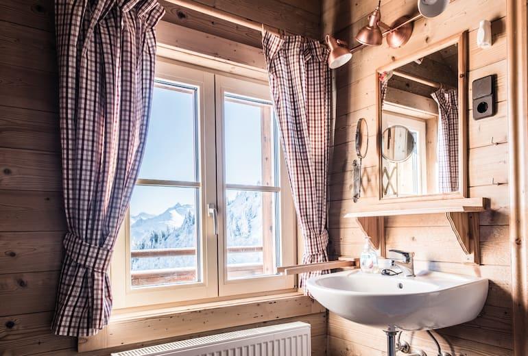 Gemütliches Zimmer im Berggasthof Resterhöhe