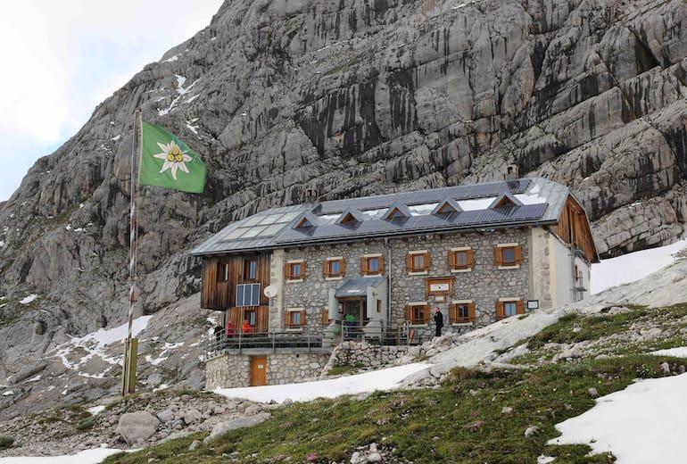 Die Adamekhütte