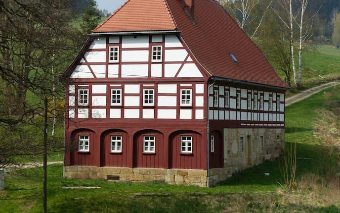 Saupsdorfer Hütte