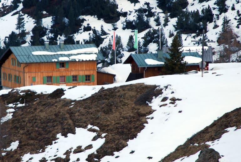 Schweinfurter Hütte