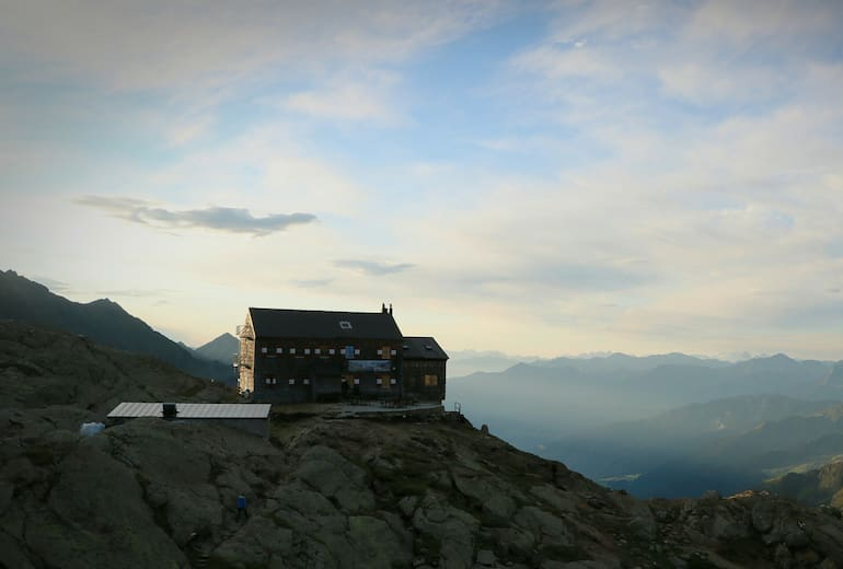 Teplitzer Hütte