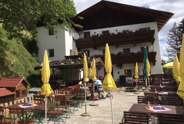 Alpengasthof Vergör