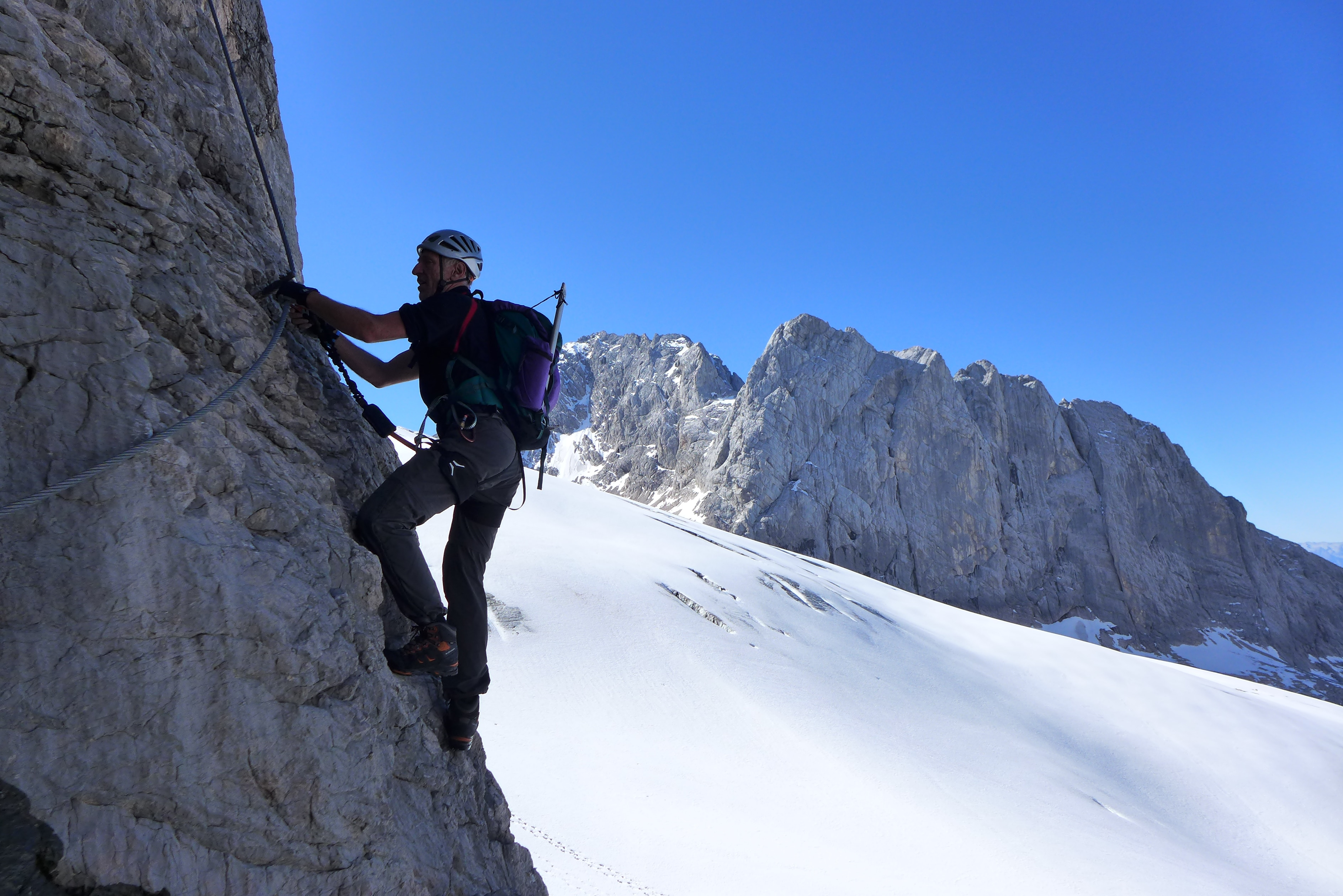 Klettersteig Rakousko : Klettersteige amon klettersteig km bergwelten