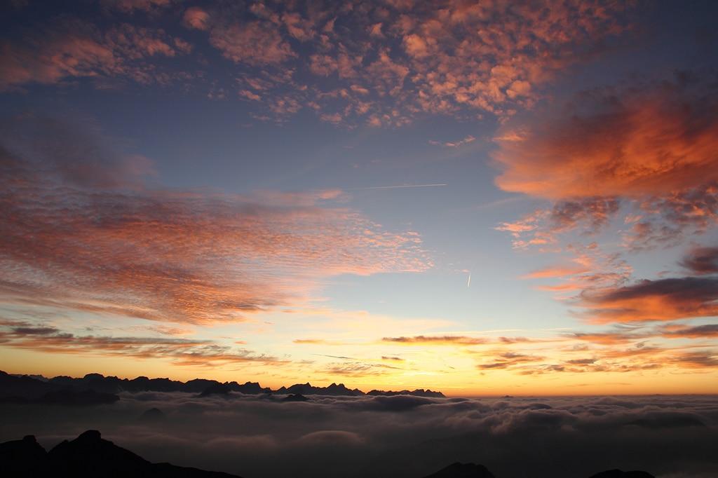 Wandern: Hochiss und Rofanspitze - 16km - Bergwelten