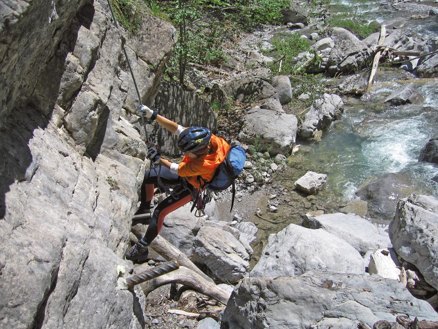Klettersteig Katrin : Geführter katrin klettersteig salzburg adventures