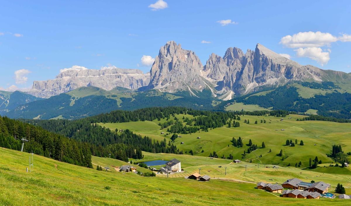 Klettersteig Plattkofel : Klettersteige: plattkofel über den oskar schuster steig 13km