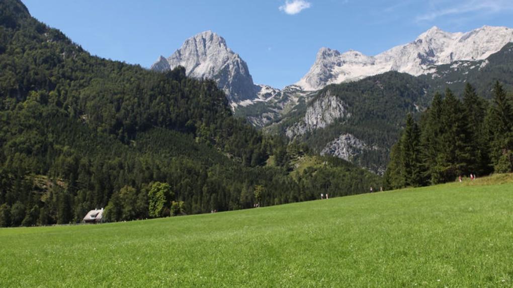 Wandern Polsterlucken Runde In Hinterstoder Bergwelten