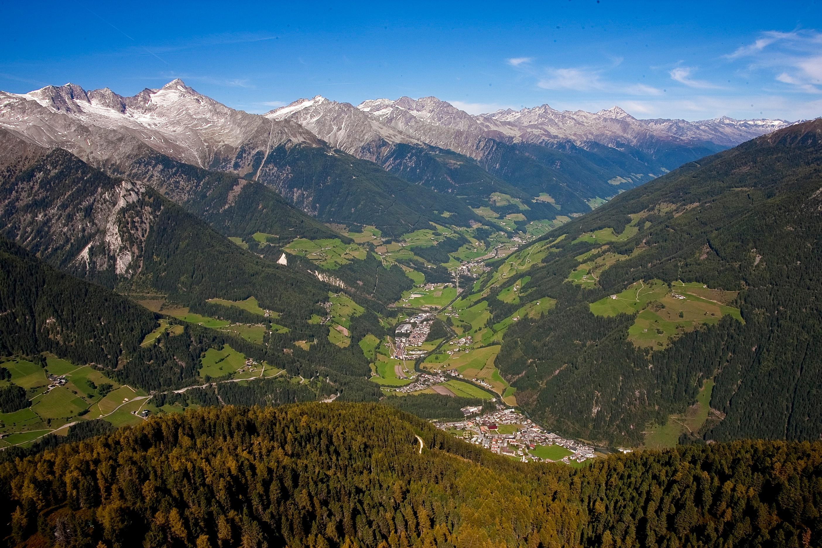 Wandern Schaufler oberhalb von St. Johann im Bergwelten