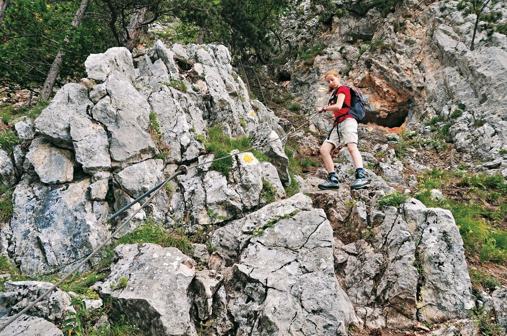 Klettersteig Niederösterreich : Klettersteige niederösterreich bergwelten