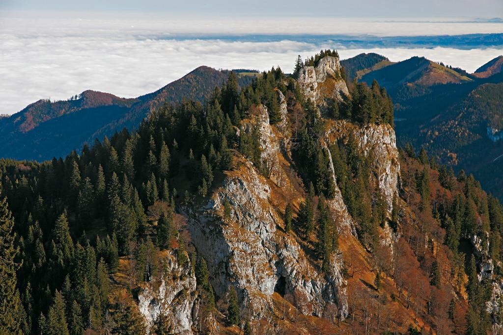 Wandern: Über das Zellerhorn bis zum Spitzstein - Bergwelten
