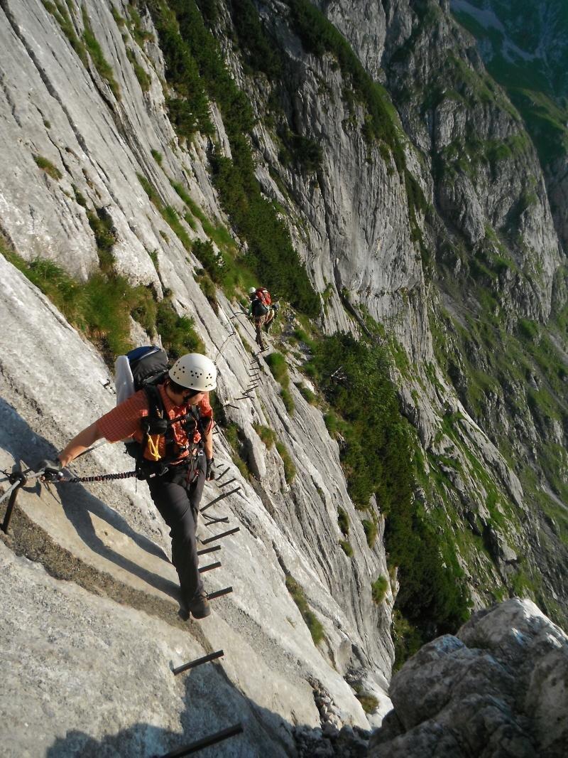 Klettersteig Karte : Klettersteige deutschland bergwelten