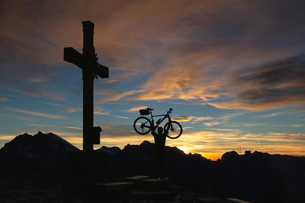 Klettersteig Set Leihen Berchtesgaden : Klettersteige gratwanderung hoher göll der mannlsteig