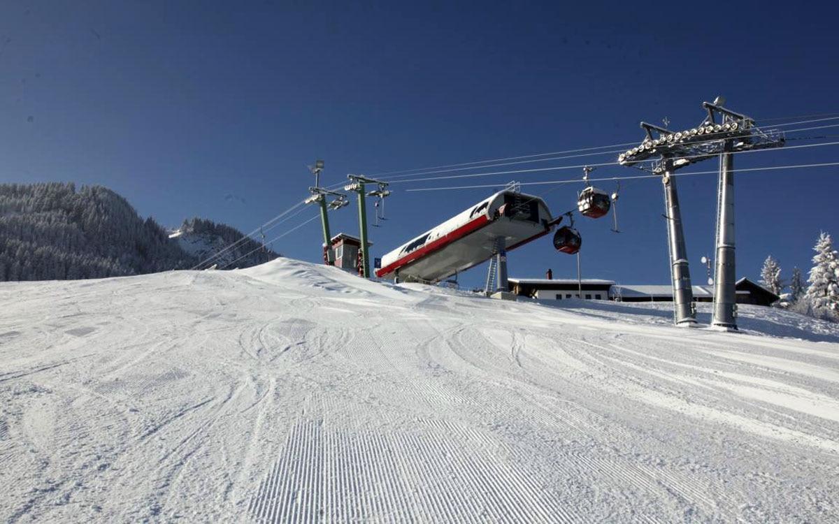 Skitouren Reuter Wanne 9km Bergwelten