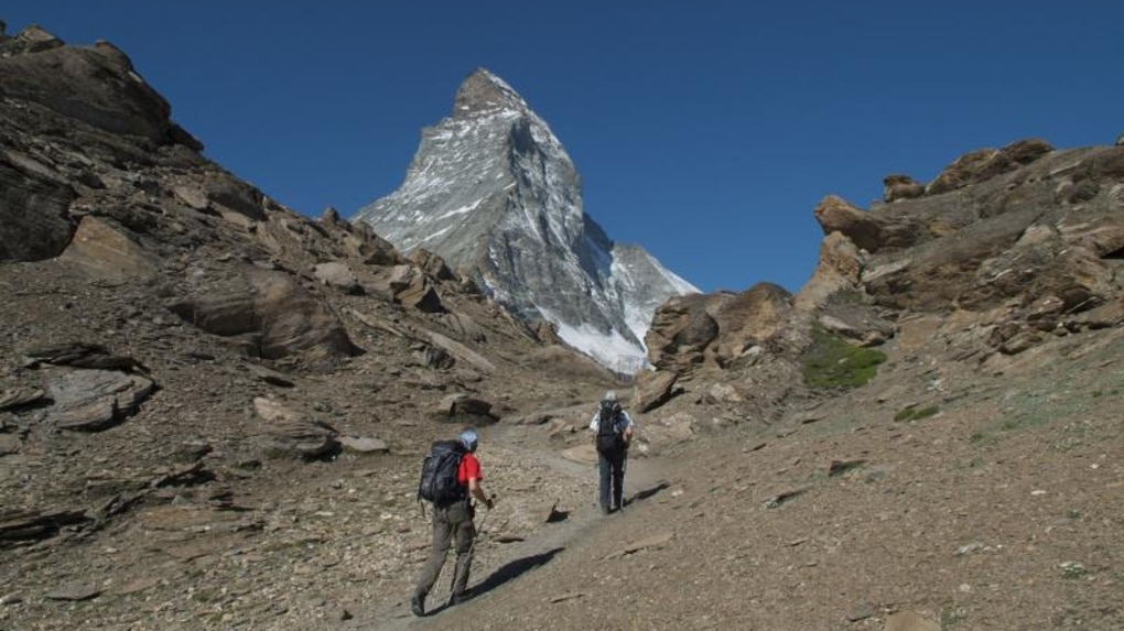 ▷ wandern: hörnliweg bergwelten