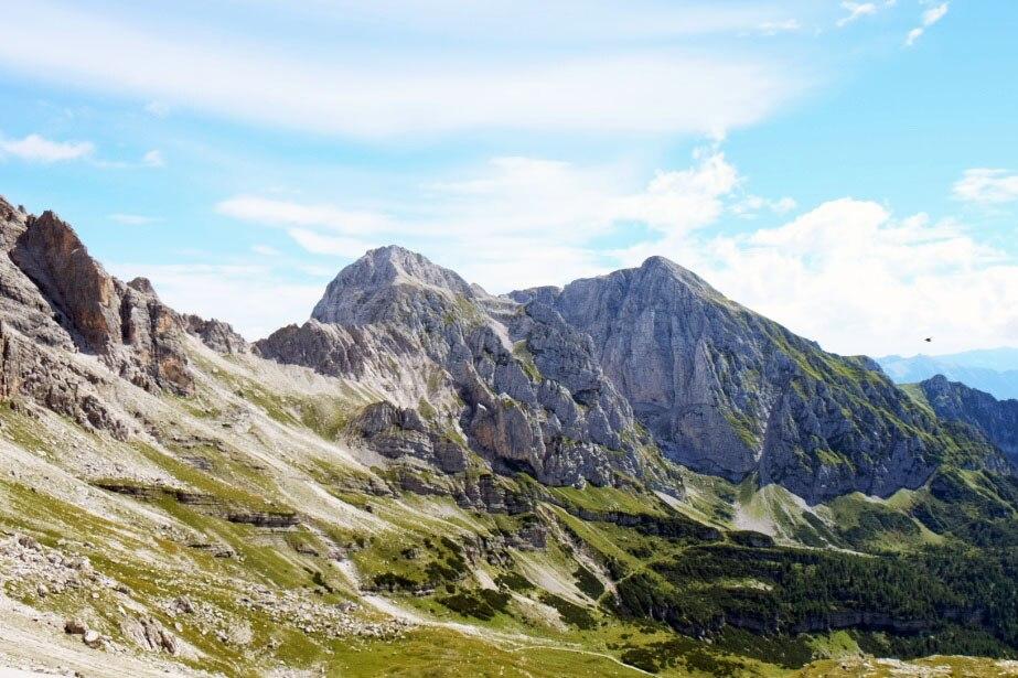 Klettersteig Italien : Klettersteige italien bergwelten