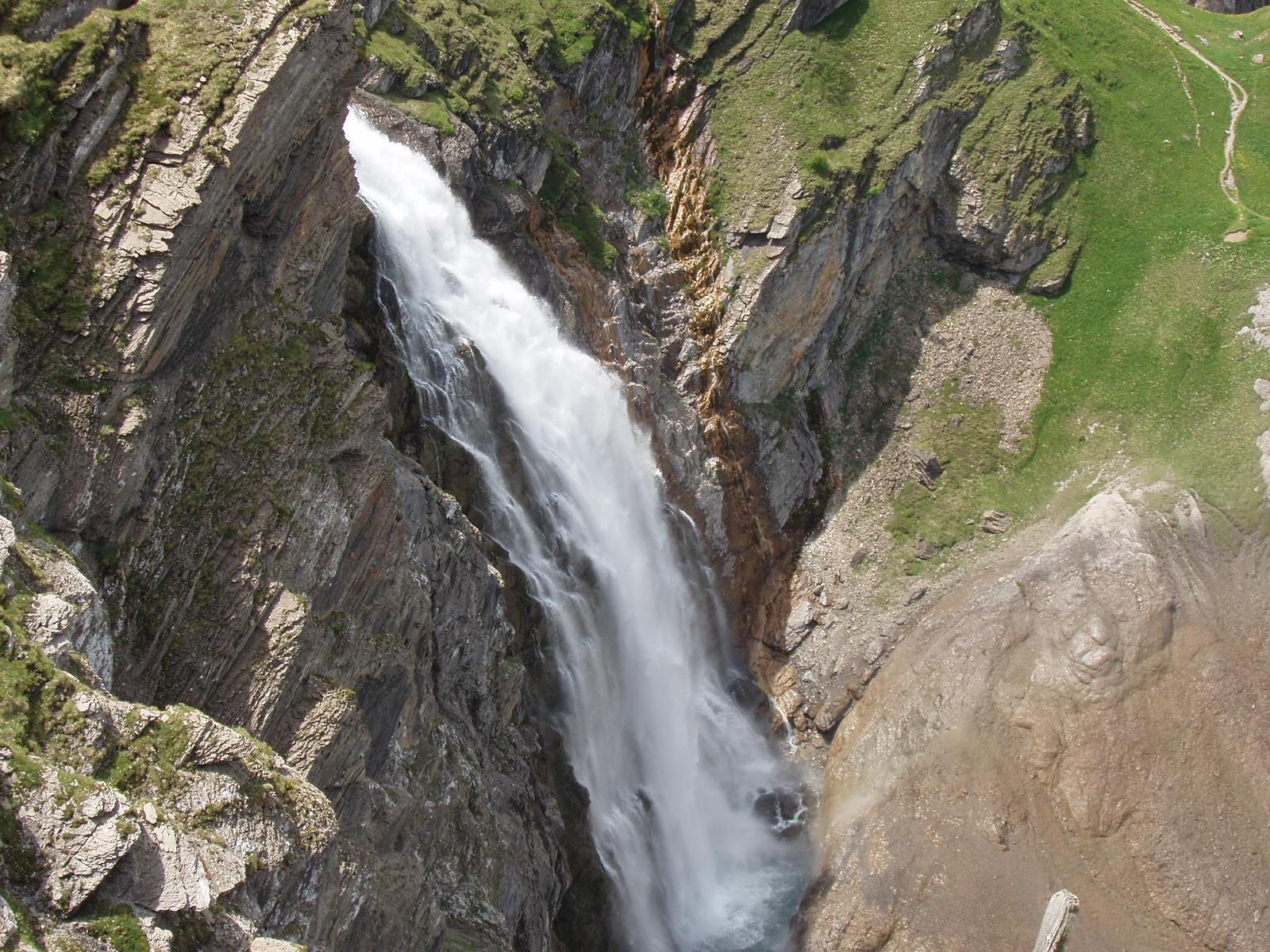 Klettersteig Engstligenalp : Wandern wanderung auf die engstligenalp von adelboden km