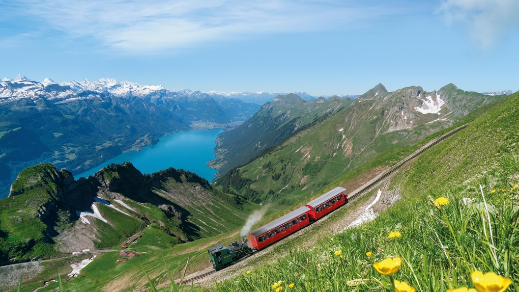 Traumpanorama am Brienzer Rothorn