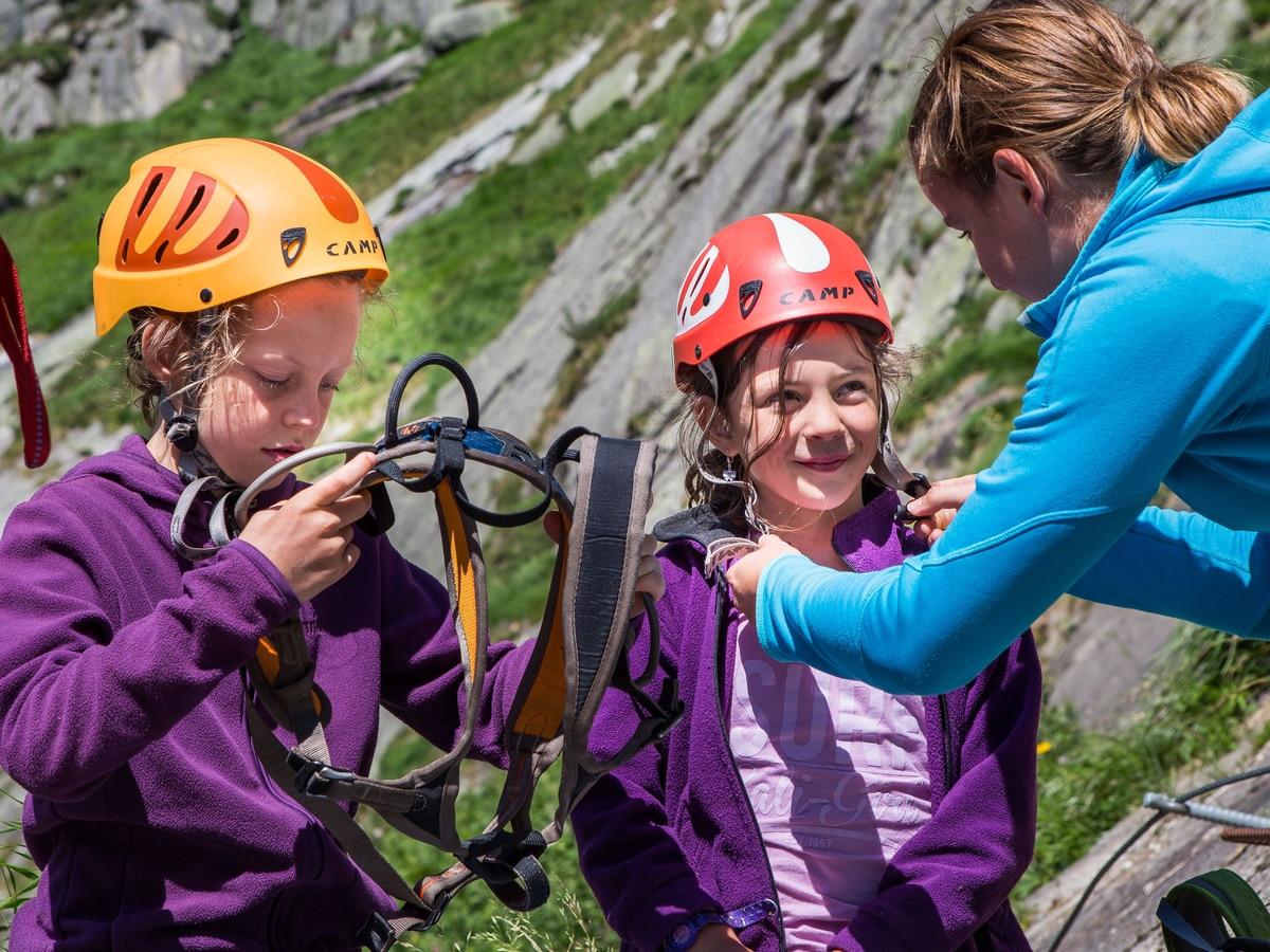 Klettersteig Diavolo : Klettersteige: diavolo klettersteig bergwelten
