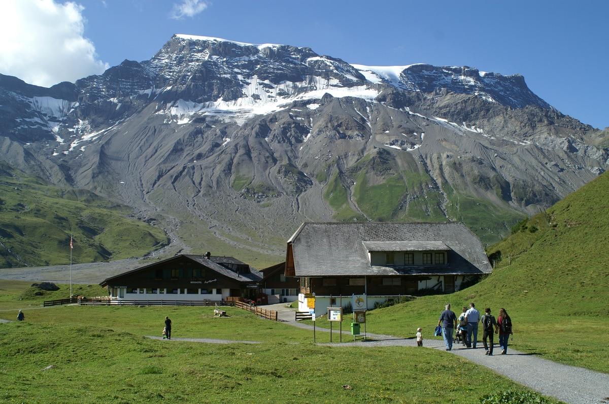 Klettersteig Adelboden : Wandern: wanderung auf die engstligenalp von adelboden 7km
