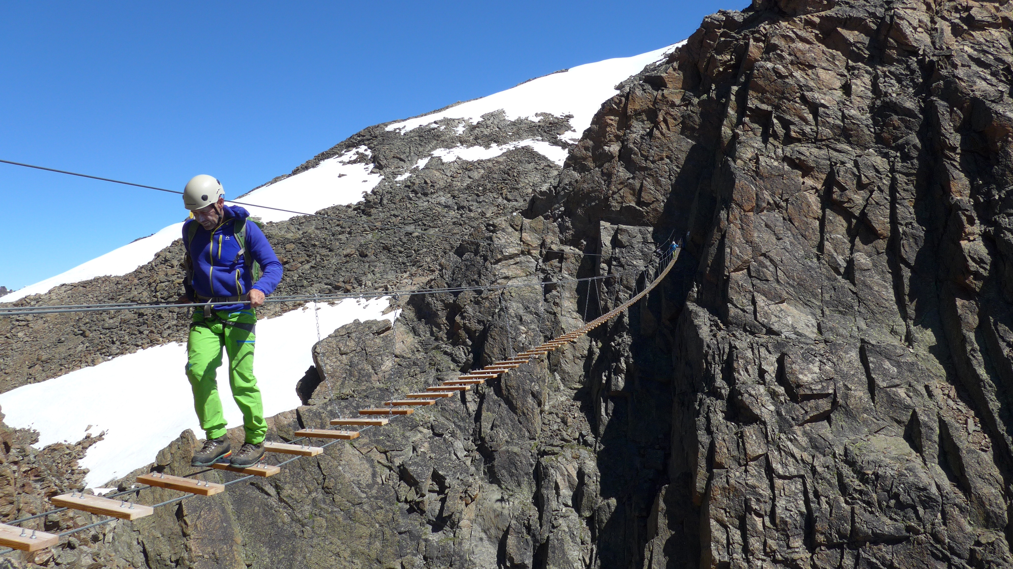 Klettersteig Jegihorn : Klettersteige: klettersteig jägihorn 11km bergwelten