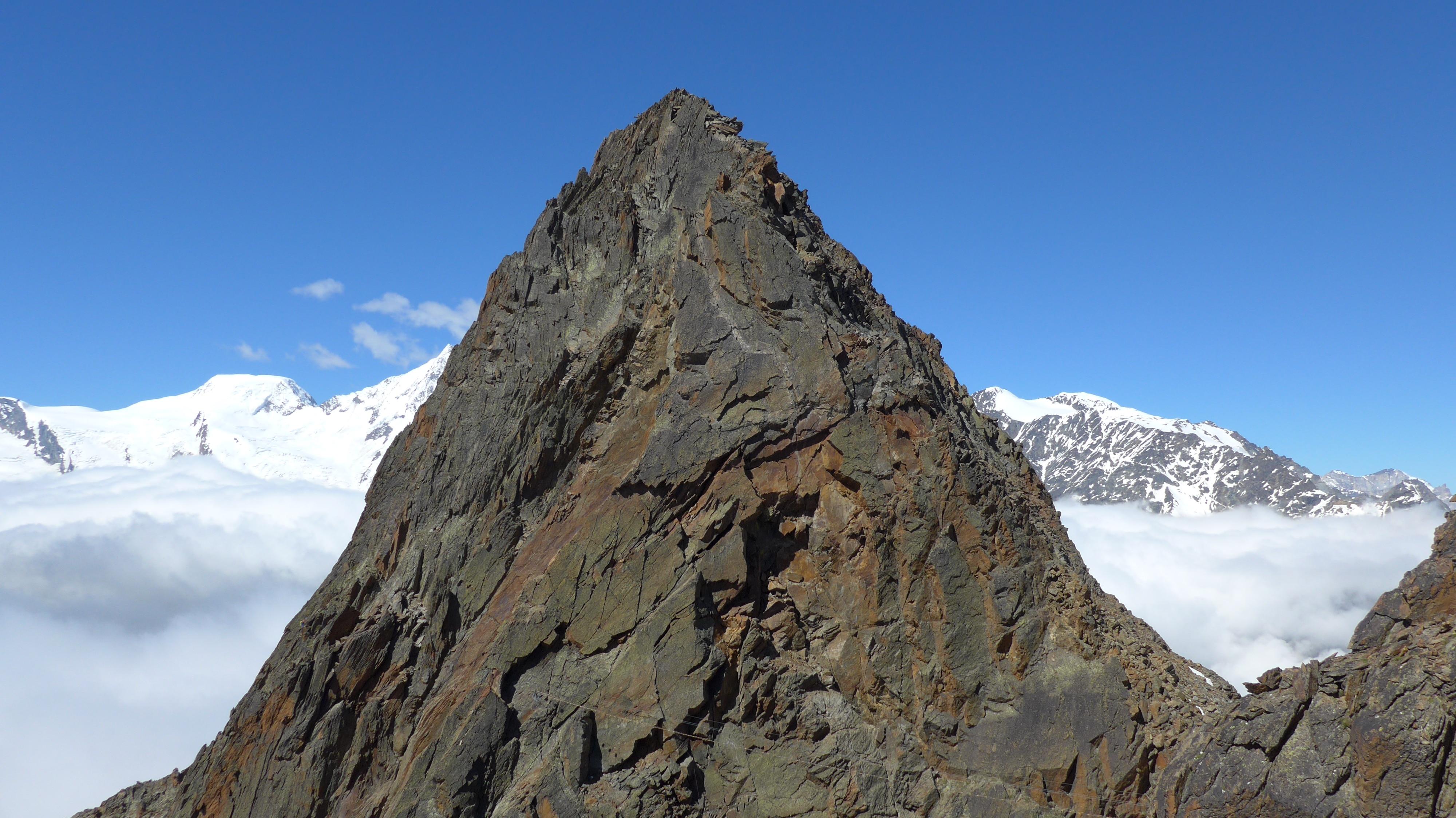 Klettersteig Jägihorn : Klettersteige klettersteig jägihorn km bergwelten