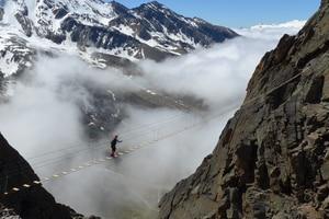 Klettersteig Schweiz : 20 x klettersteige: schweiz bergwelten