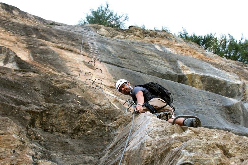 Klettersteig Adelboden : Klettersteige klettersteig allmenalp km bergwelten