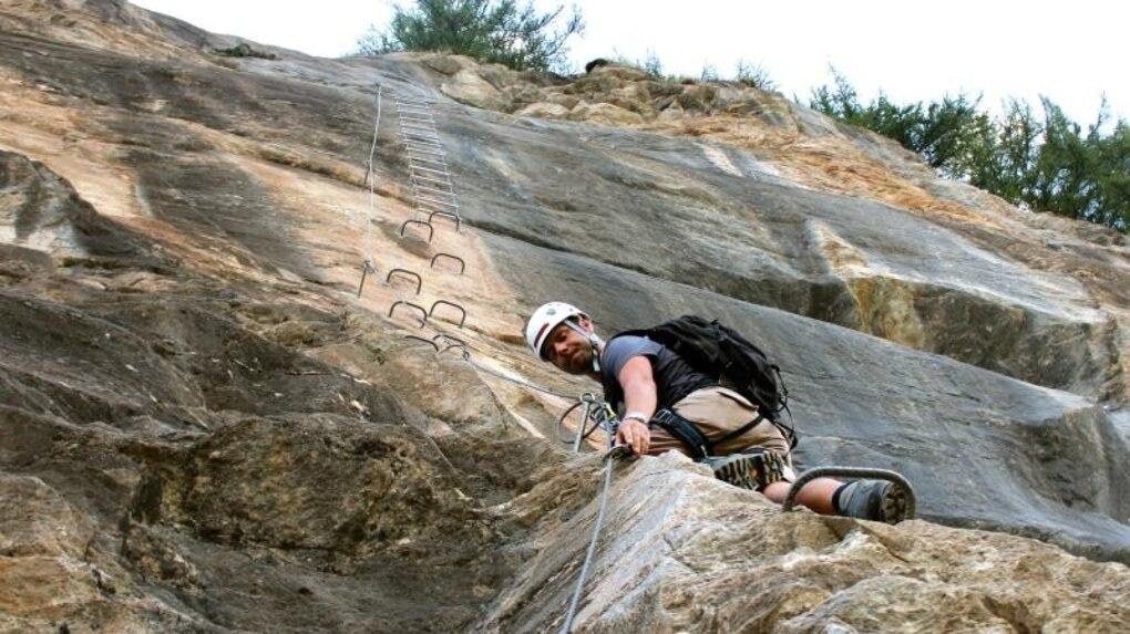 Klettersteig Andermatt : Klettersteige: klettersteig schweifinen route b 3km bergwelten