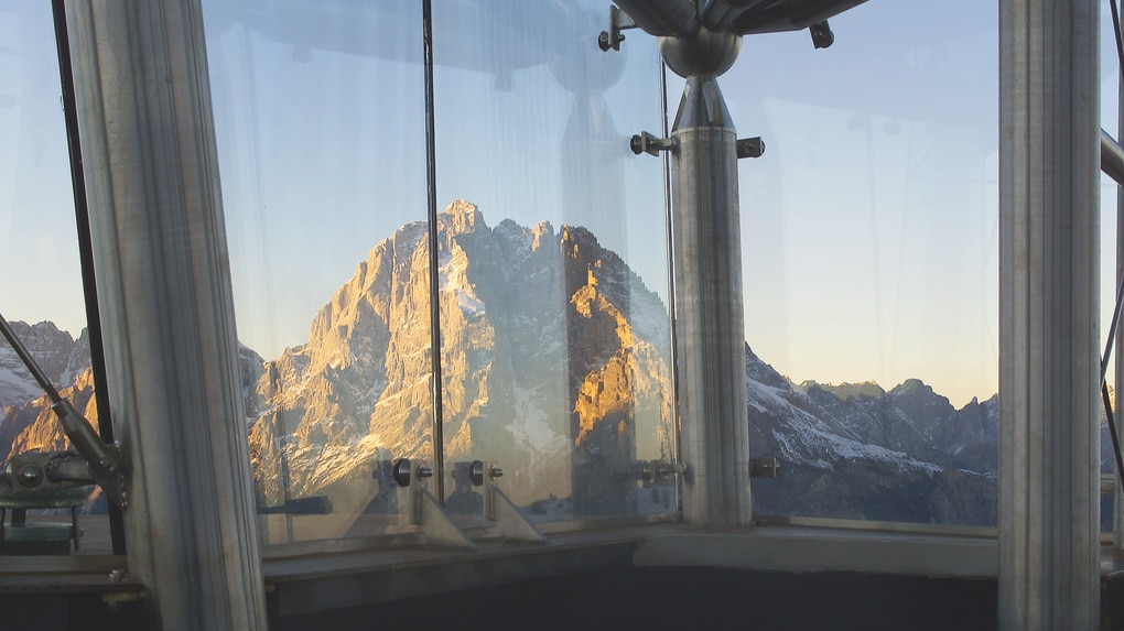 Messner Mountain Museum Dolomites am Monte Rite