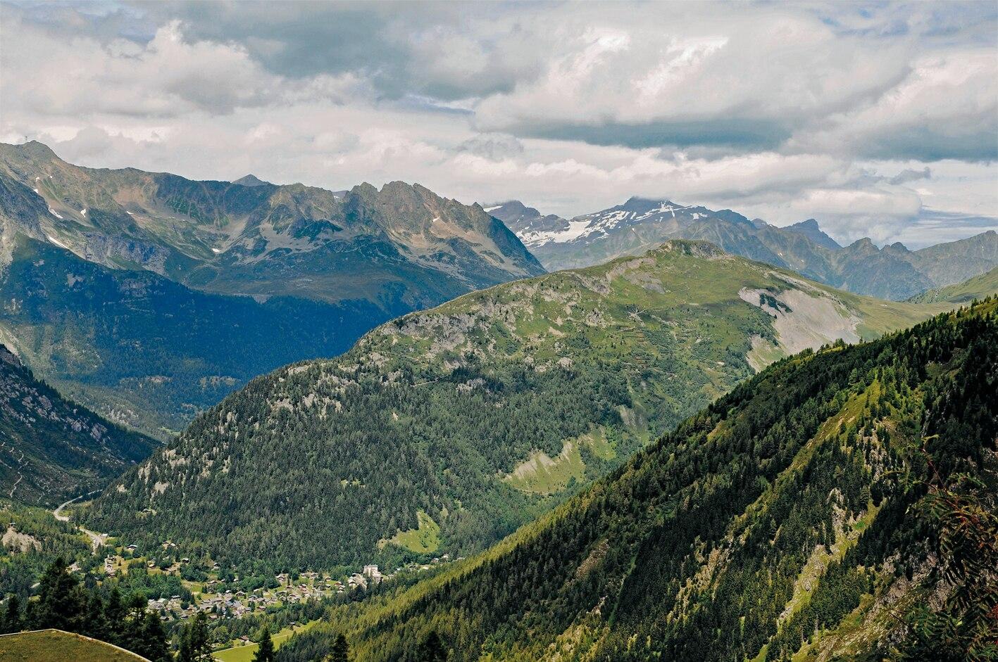 Klettersteig Chamonix : ▷ wandern lac blanc über den klettersteig bergwelten
